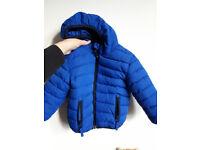 boy toddler 12-18 months padded jacket