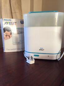 Avent Electric Steam Steriliser