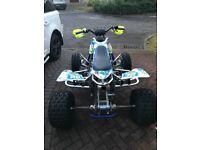 CUSTOM BUILT RACE QUAD * LOOKING TO SWAP FOR ROAD BIKE OF EQUAL VALUE OR CASH