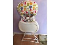 Brand new graco high chair