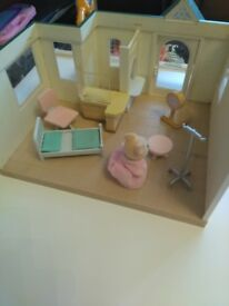 Sylvanian families medical centre