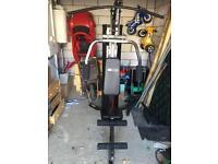 Multi gym 50kg