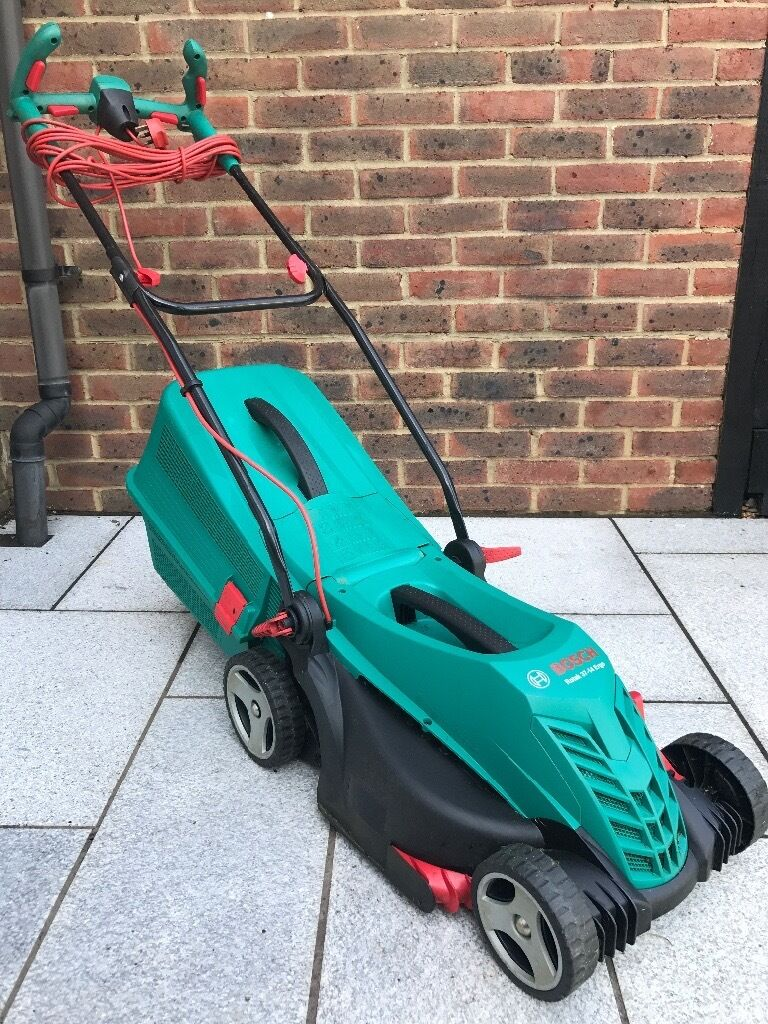 bosch rotak 37-14 ergoflex lawnmower | in bognor regis, west sussex
