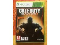 Xbox 360 game, Call of duty Black ops 3