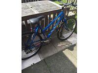 "BSA 19"" frame - 26"" wheel mountain bike."