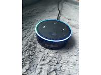 Amazon Echo Dot (2nd Gen Black)