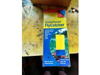 Flycatcher for greenhouse