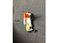 Nerf guns assorted sizes and prices