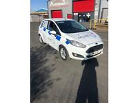 2014/14 Ford Fiesta✅Low miles✅1.25 Petrol✅Zetec✅Alloys✅White✅5 Door