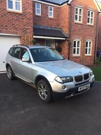 BMW X3 (Diesel) - Low Mileage - Open to Offers