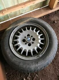 BMW E30 - Wheels - Bottle Cap - 14 inch