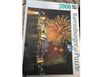 RAVENSBURGER PUZZLE 2,000 price reduced**
