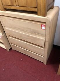 smoke oak chest