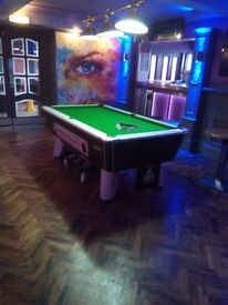 IN STOCK New Supreme Winner, Prince Pool Tables/ Free Delivery& Installation Anywhere in N.Ireland