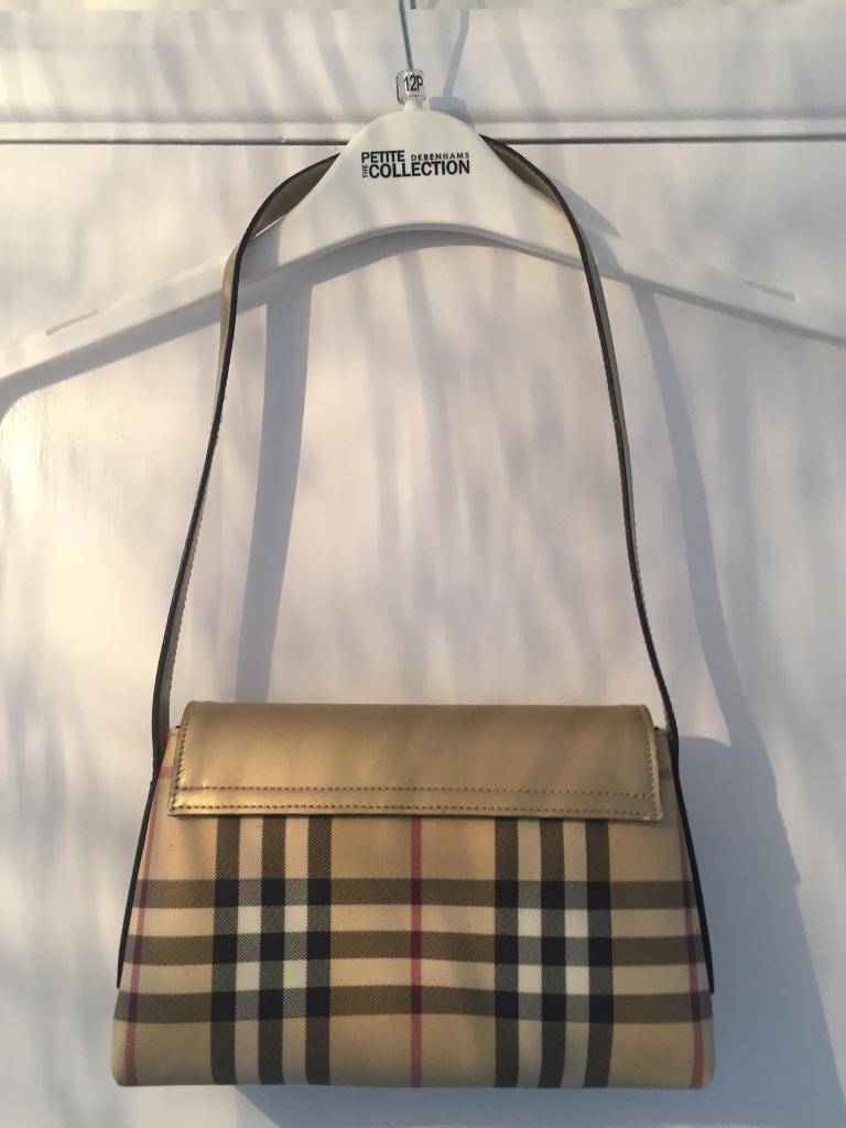 Genuine Burberry Evening Handbag  cd0093c000679
