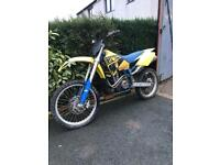 Breaking husaberg 400 450 may sell full bike offers or txt me for parts