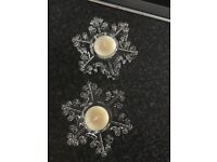 New partylite tealight holders