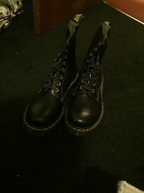 Dr Martens brand new deep purple size 7