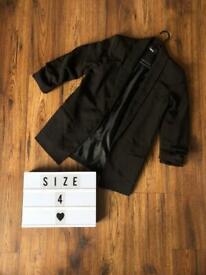 Size 4 Casual Blazer