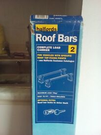 """Halfords Roof Bars """"2"""""""
