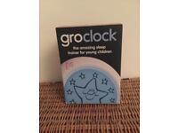 Grow clock