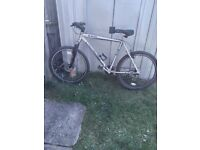 Claud butler mountain bike bicycle 17 18 19
