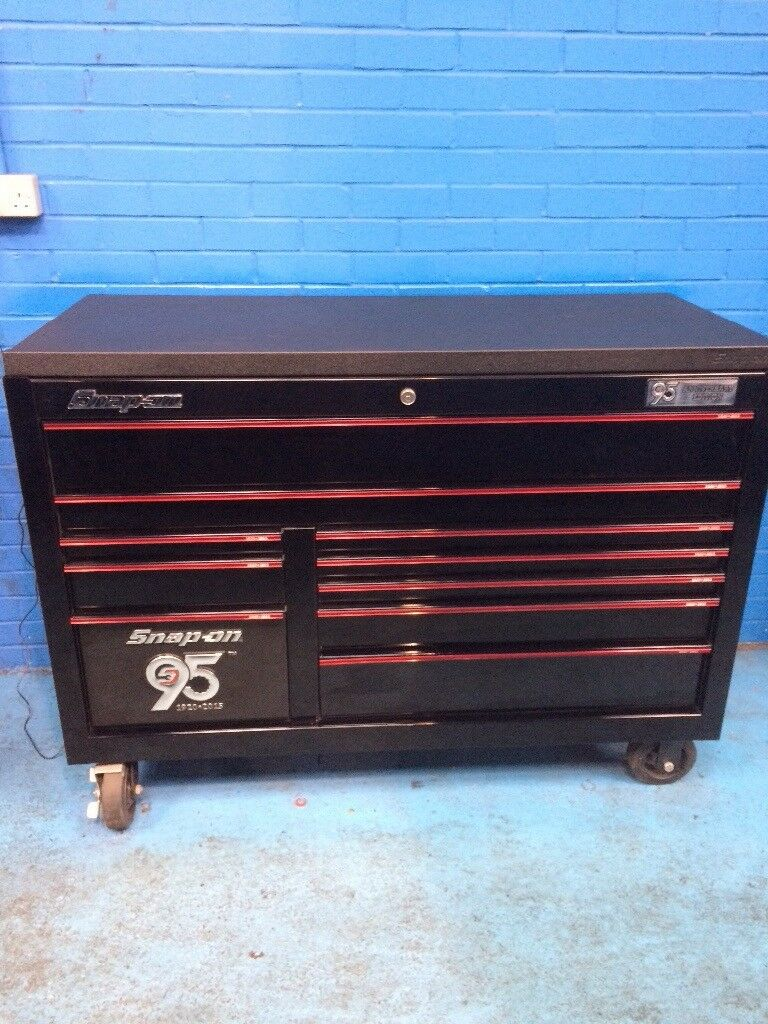 Limited Edition Snap On Tool Box In Coventry West