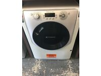 Hotpoint AQD1170F697I 11+7kg 1600 Spin Washer Dryer in White #3786
