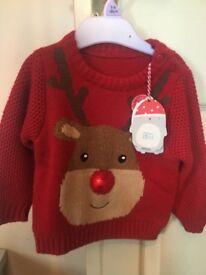 Bnwt 9-12 flashing jumper