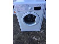 Indesit IWE91281 9kg 1200 Spin Washing Machine in White #4809