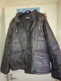 womens george coat size 22