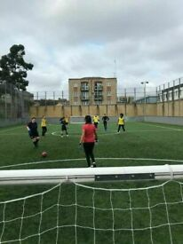 Women's Football in Central London. All players welcome