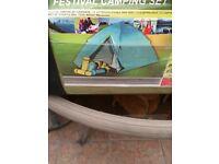 2 x tents