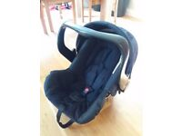 Mothercare baby car seat