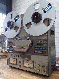Tascam 52 Master Reel to Reel Tape Recorder