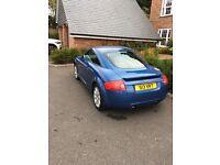Selling my Audi TT 1.8 turbo 225 bhp