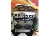 Indesit gas full cooker and oven