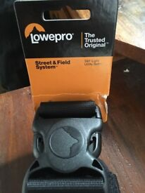 Lowepro Lens Exchange AW100 + Light weight Utility Belt