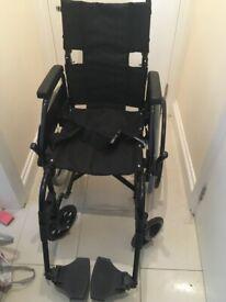 DASH Wheelchair.