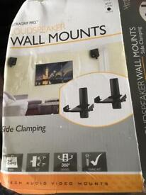 Ultragrip Pro loudspeaker wall mounts