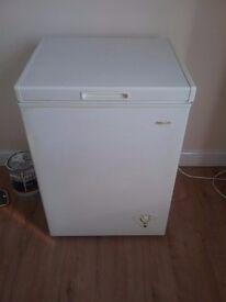 Proline mini fridge freezer