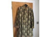 Decent offers accepted Men's black sherwani
