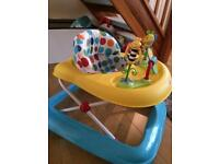 Busy Bee Baby Walker