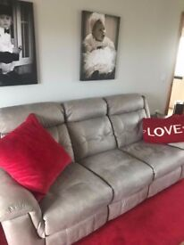 311 sofa and 2 chairs