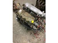 Escort Xr3i mfi engine & gearbox