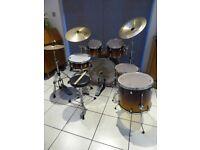 Mapex Meridian Birch 6 piece drum kit