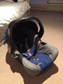 Infant car seat for free