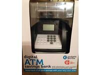 Digital ATM saving bank SOLD