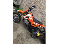 Mini dirt bike/mini moto