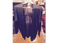 Beatiful, merino wool EAST Cardigan Size S